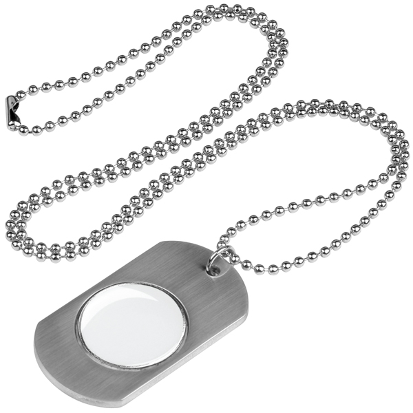 College Dogtag