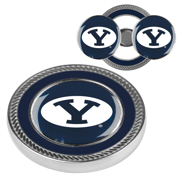 Planet Sports Team Brigham Young Cougars Challenge Coin