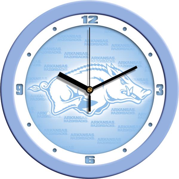 Baby Blue Wall Clock