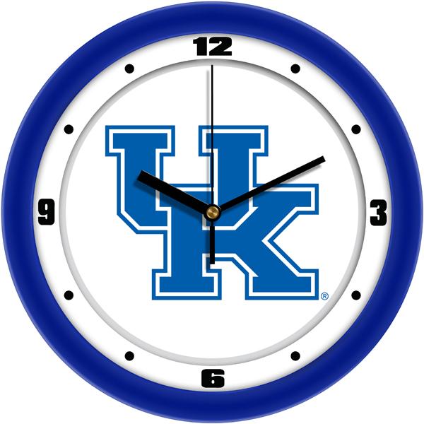 Planet Sports Team Kentucky Wildcats Traditional Wall Clock