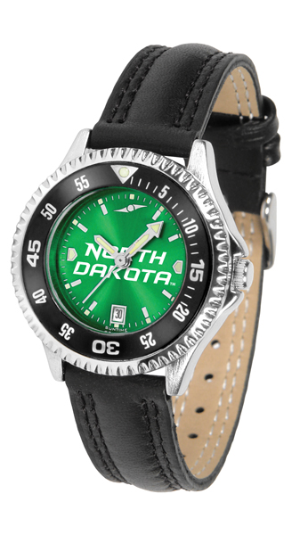 Suntime North Dakota Fighting Sioux Ladies Competitor AnoChrome CB Watch at Sears.com