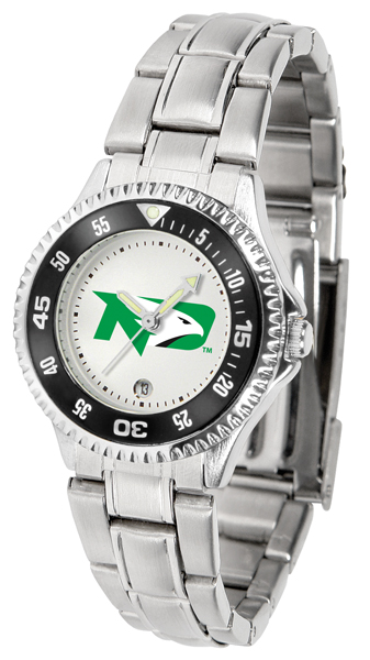 Suntime North Dakota Fighting Sioux Ladies Competitor Steel Watch at Sears.com