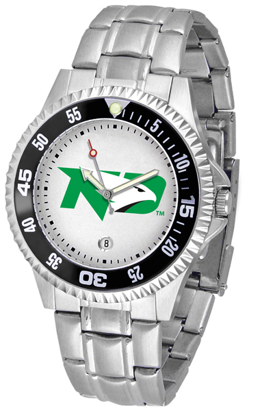 Suntime North Dakota Fighting Sioux Competitor Steel Watch at Sears.com