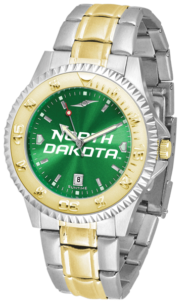 Suntime North Dakota Fighting Sioux Competitor Two Tone AnoChrome Watch at Sears.com