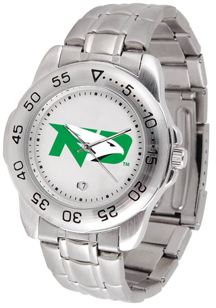 Suntime North Dakota Fighting Sioux Sport Steel Watch at Sears.com