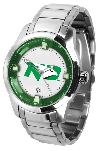 Suntime North Dakota Fighting Sioux Titan Steel Watch at Sears.com