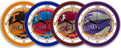 Slam Dunk Wall Clocks
